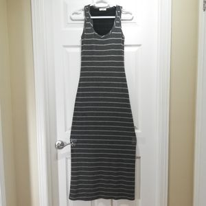 Jersey by Jacob striped Maxi dress